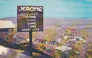 Arizona Jerome Ghost City