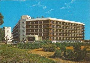 Spain Almeria Roquetas De Mar Hotel Alis