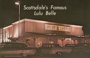 SCOTTSDALE , Arizona , 1950-60s ; The Lulu Bell restaurant-bar