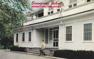 The Seeing-Eye Dog School, MORRISTOWN, New Jersey, 1940-1960s