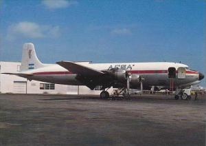 Aesa Airlines Douglas DC6 BF