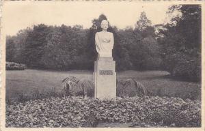 Belgium CHarleroi Parc et Monument Reine Astrid