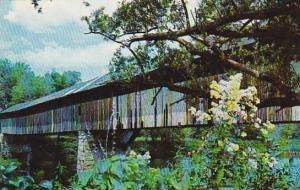 Covered Bridge Bradford Bethel Covered Bridge Vermont