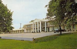 Bardstown Kentucky~Bardstown Parkview Motel~1960 Postcard