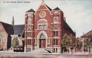 Saint Leo's Roman Catholic Church - Denver CO, Colorado - DB