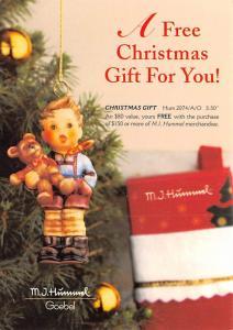 Christmas - MJ Hummel