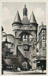 Postcard France Bordeaux tour de la grosse