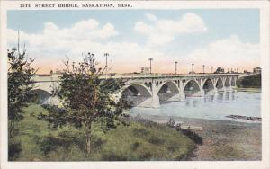 25th Street Bridge , SASKATOON , Saskatchewan , Canada , 1910s