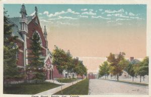 BARRIE , Ontario , 1910s ; Owen Street