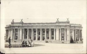 San Francisco Panama Pacific Expo 1915 Washington State Building RPPC