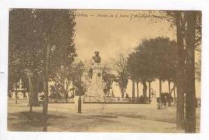 RP  Portugal, Lisboa.- Passeio de S Pedro d'Alcantra, 00-10s