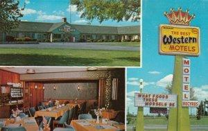BUCYRUS , Ohio , 1950-60s ; BUCYRUS Motel