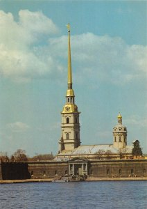 B109275 Russia Leningrad The Peter and Paul Fortress