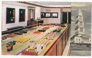 Mechanical Shrine Parade of Miniature Uniformed Units, George Washington Maso...