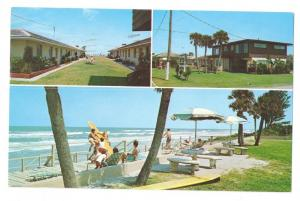 Cocoa Beach FL Surf Studio Apartments 1972 Chrome Multiview