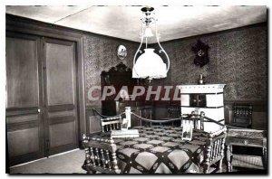 Modern Postcard Arbois Jura House Pasteur Paternal the dining room 1880