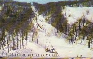 Canada Blue Mountain Winter Park Collingwood Ontario