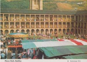 Piece Hall Womens Institute Stocksmoor Halifax Postcard