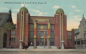 PEORIA , Illinois , 1912 ; Mohammed Temple