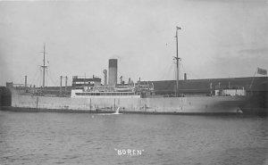 Boren Ship Unused