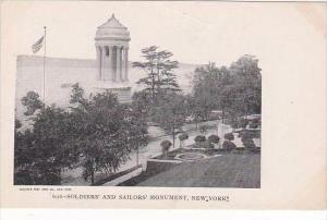 New York City Soldiers' And Sailors' Monument