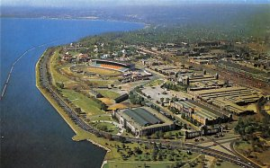 CANADIAN NATIONAL EXHIBITION PARK Air View  World's Largest Annual mint