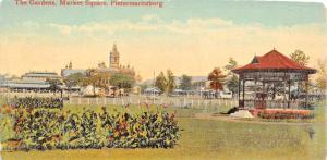 PIETERMARITZBURG SOUTH AFRICA~THE GARDENS-MARKET SQUARE POSTCARD