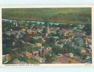 Linen AERIAL VIEW Fredericksburg Virginia VA AC9902