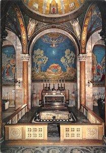 Basilica dell'Agonia Gethsemane Israel Unused