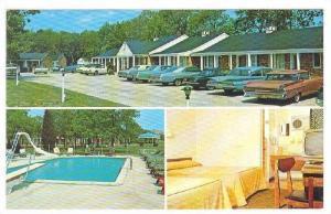 Starlite Motel, Sea Girt, New Jersey, 40-60s