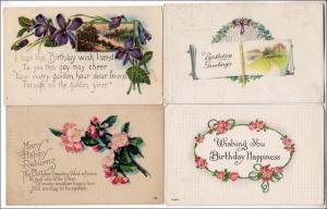 4 - Birthday Cards