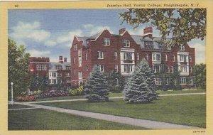 New York Poughkeepsie Josselyn Hall Vassar College