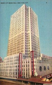 New York City Radio City Music Hall
