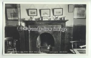 tp9925 - Devon - Warren House Inn, & the fire alight over 100 years - Postcard