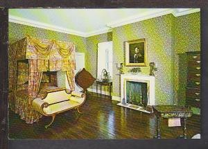 Interior Decatur House Washington DC Postcard BIN