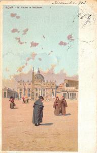 B93917 roma s pietro in vaticano italy