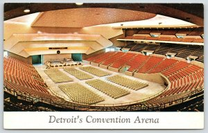 Detroit MI~Giffels & Rossetti~Stadium Seats~Convention Arena~Coba Hall~1950s