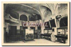 Old Postcard Paris Conviergerie The Old Chapel