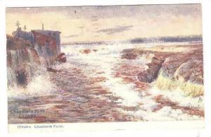 Chaudiere Falls , OTTAWA , Ontario , Canada ; TUCK Oilette # 2242 series : 00...