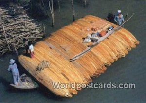 Thuyen lon thuyen be, Big & Small Boats Vietnam, Viet Nam Unused