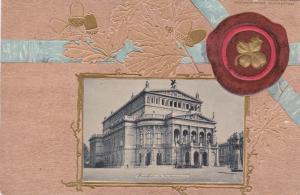 Frankfurt a. Main, Germany, 1890s ; Das Opernhaus