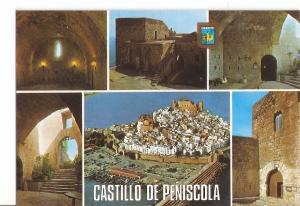 Postal 030702 : Castillo de Pe?scola