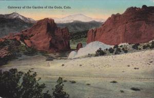 Gateway of the Garden of the Gods, Colorado, PU-1915