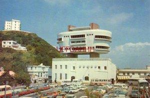 Continental-size HONG KONG. PEAK TOWER RESTAURANT