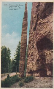 Chimney Rock on Cody Road , Wyoming , 1910s