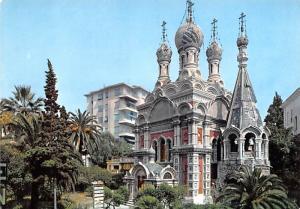 Sanremo - Russian Church