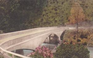Deer Creek Bridge Hartford County Maryland Albertype Handcolored