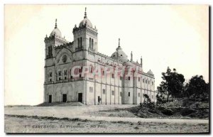Old Postcard Carthage The Primatial