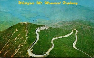 New York Whiteface Mountain Meorial Highway 1967