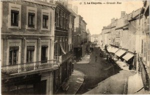 CPA La CLAYETTE Grande Rue (649997)